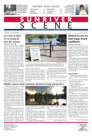 441690ea54 July 2014 Sunriver Scene by Sunriver Scene - issuu