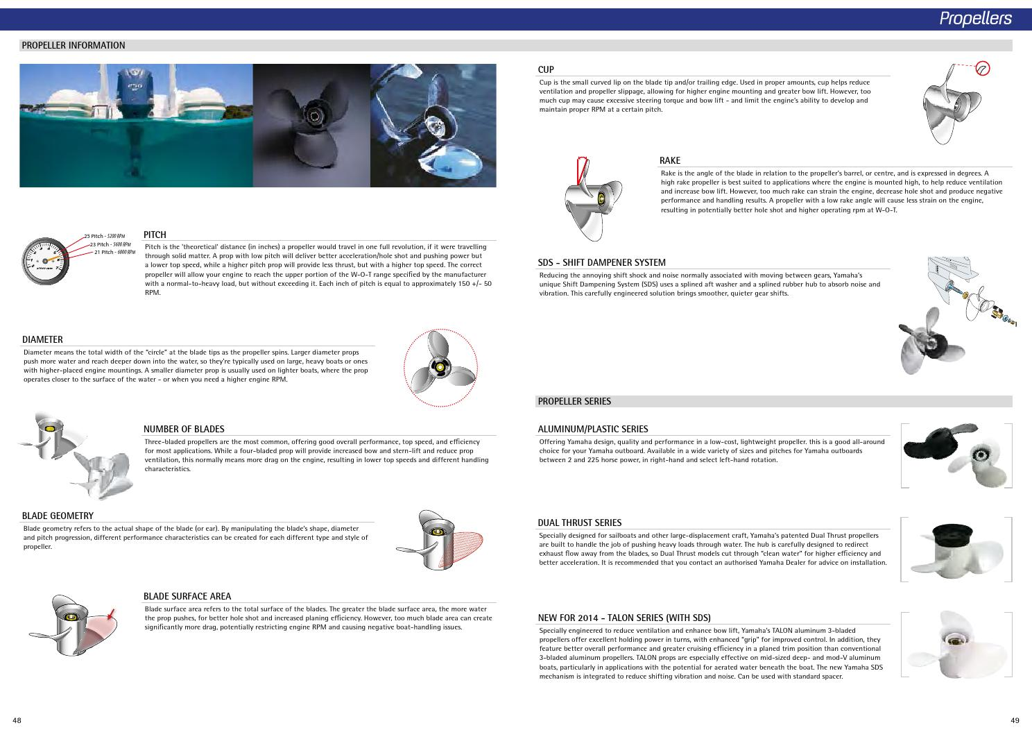 Yamaha marine accessories catalogue web by René Olsen - issuu