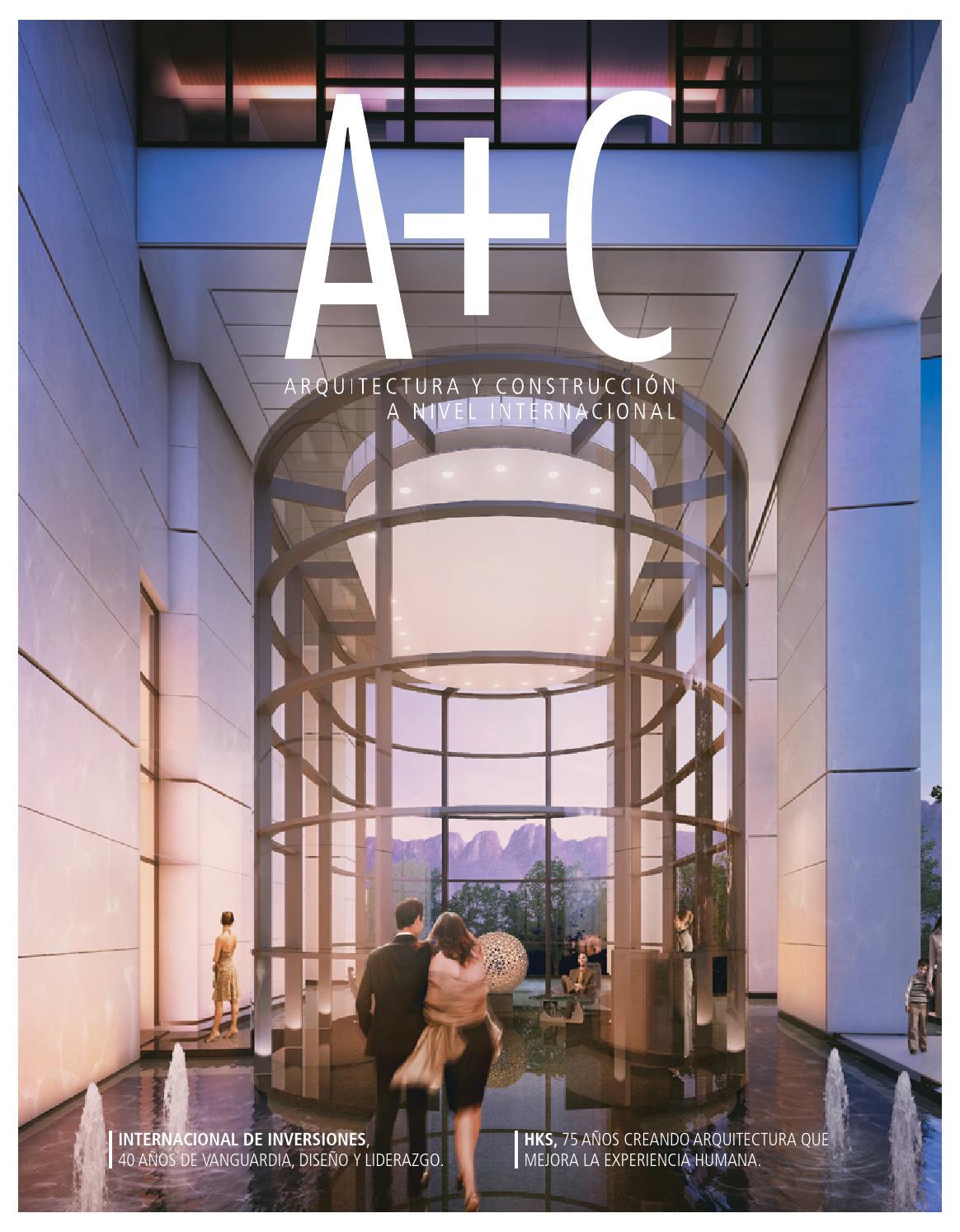 Arquitectura construccion moderna by arquitectura contempor nea issuu - Arquitectos de interiores famosos ...