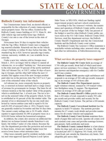 Bulloch County Guide By Statesboro Herald Issuu