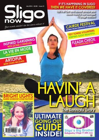 e3e06714876 Sligo Now Magazine by northwest express - issuu