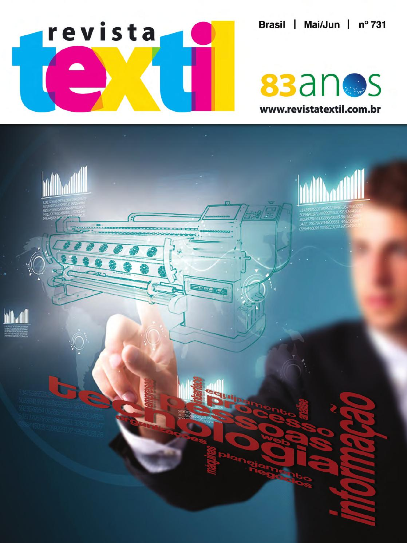 390069ccf Revista Têxtil 731 by Revista Textil - issuu