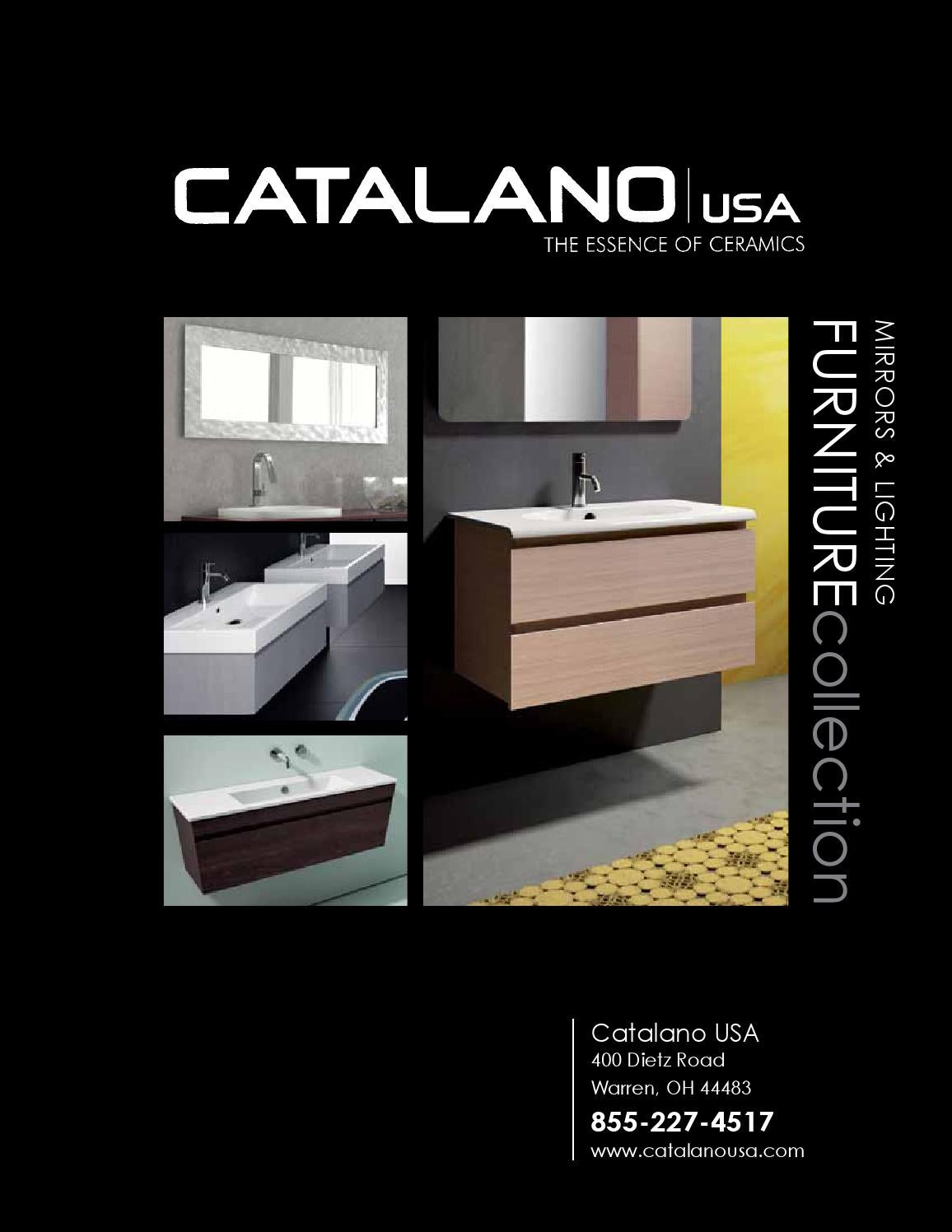 Catalano Furniture Price Book 2014 By Decorative Resource   Issuu