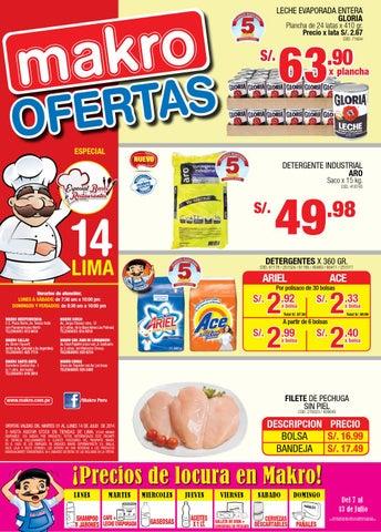 Encarte Makro Lima 14 By Makro Peru Makro Issuu