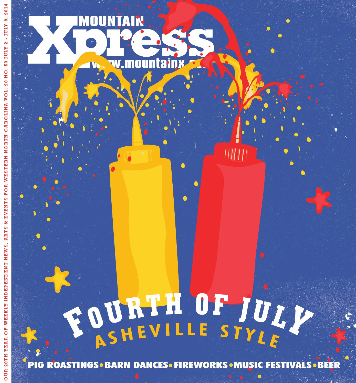 Mountain Xpress 07 02 14 By Mountain Xpress Issuu