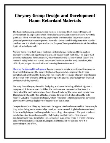 flame retardant materials designed by cheyney Find answers to your most common questions about flame resistant clothing, atpv, arc ratings, hazard risk categories frequently asked questions about flame resistant work clothing and materials what does fr stand for flame resistant.