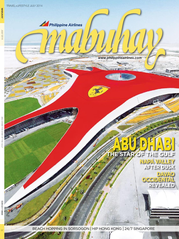 043af91e1a7 Mabuhay Magazine, July 2014 by Eastgate Publishing Corporation - issuu