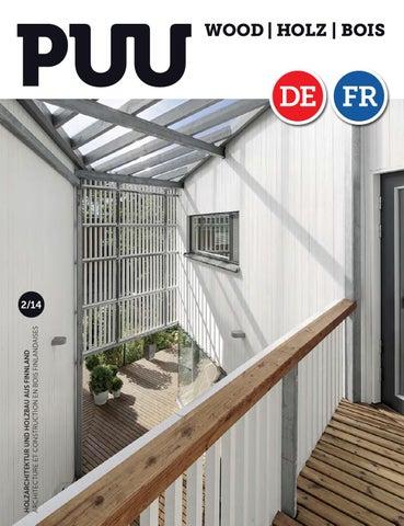 HolzBois-Magazine 2/2014 by Puu-lehti / Wood Magazine / Holz ...