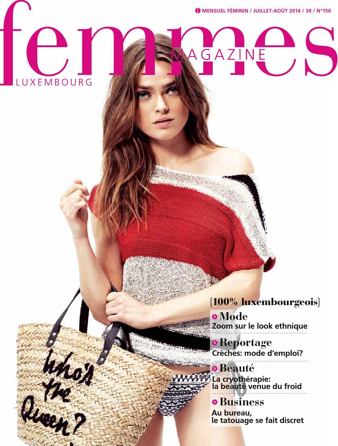 f00042c479138 Femmes Magazine 150 by alinea communication - issuu