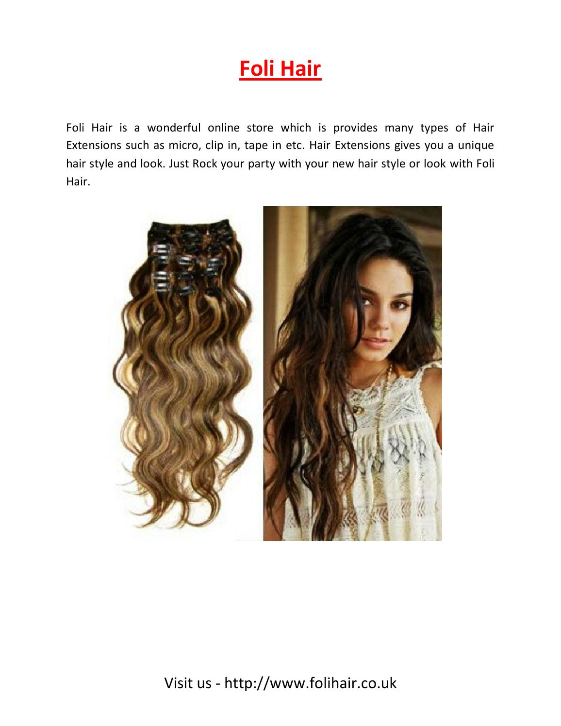 Best Clip In Hair Extensions By Madison Ava Issuu