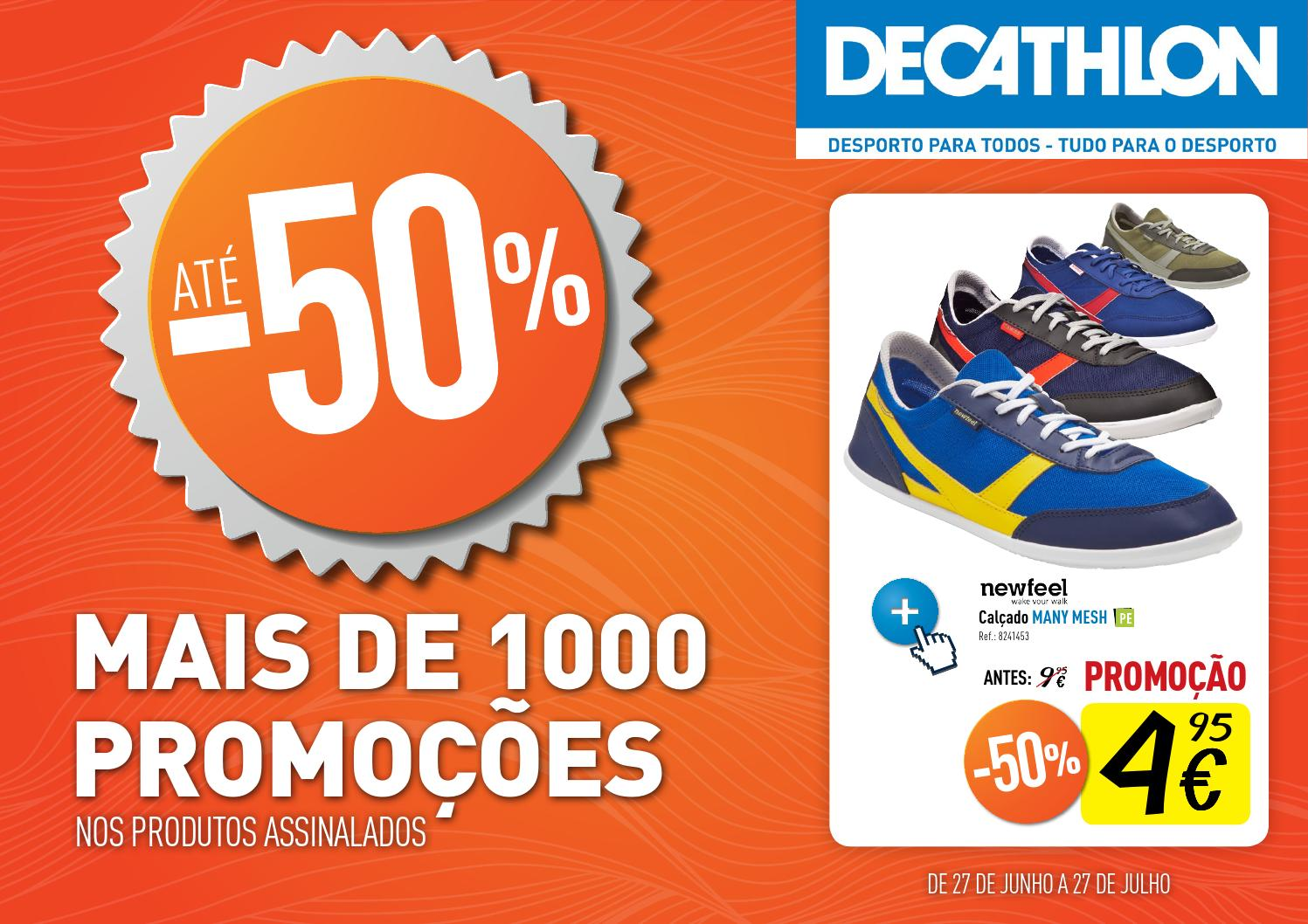 06b240de8 Folheto decathlon promoções by Decathlon Portugal - issuu