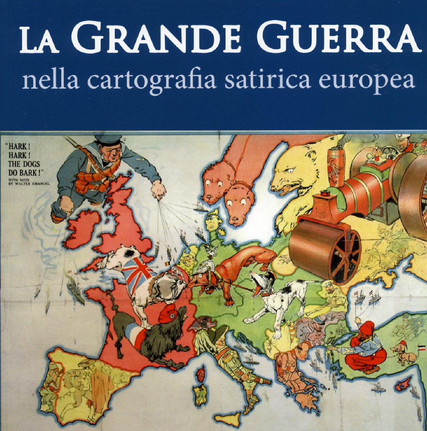Cartina Geografica Prima Guerra Mondiale.La Grande Guerra Nella Cartografia Satirica Europea By Ecomuseo Valsugana Issuu