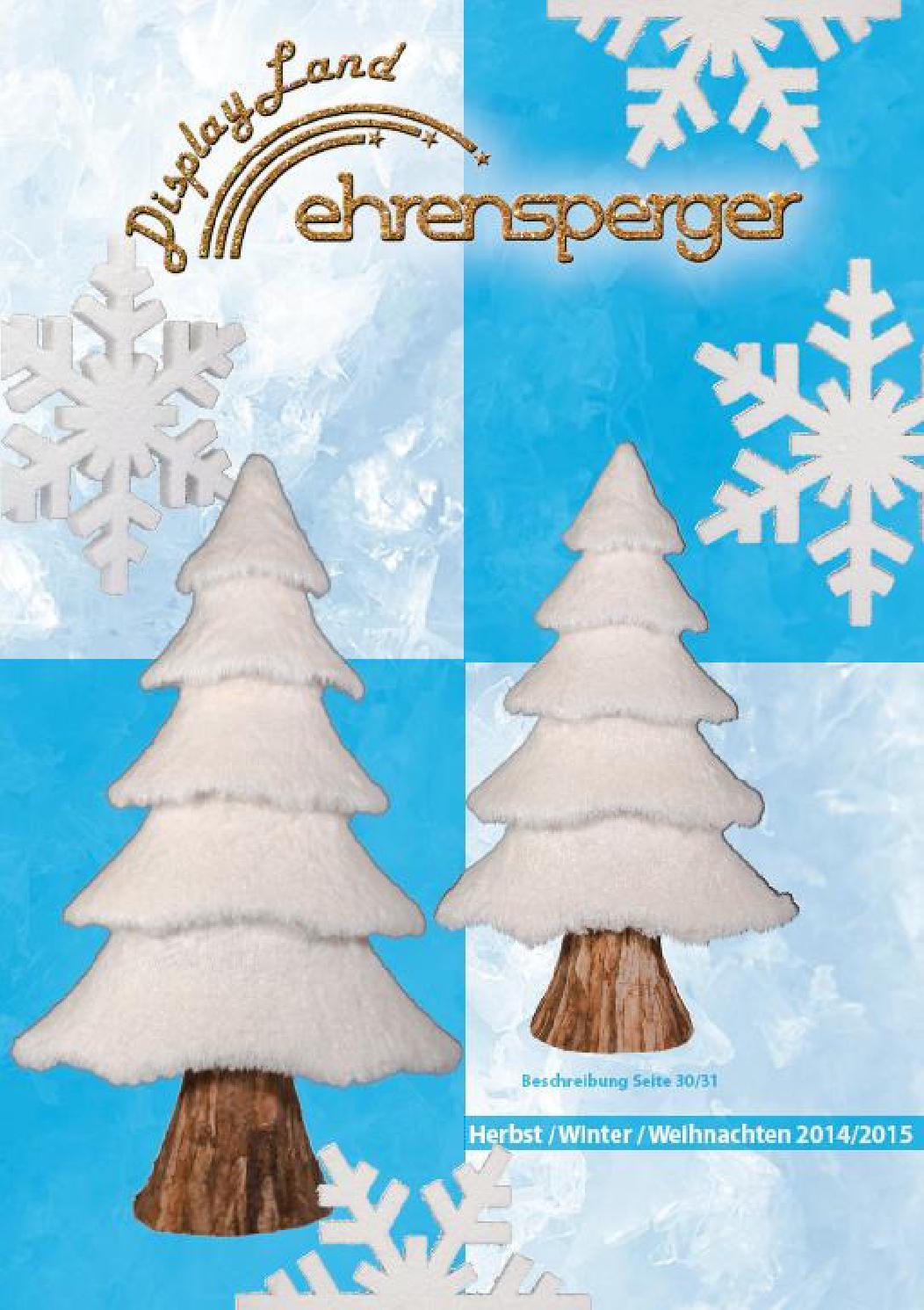 WEIHNACHTSBAUM 58 cm ORION ETAGERE für Weihnachtsdekorationen