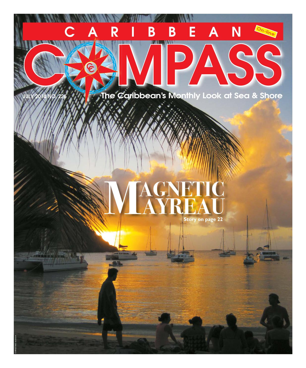 Caribbean compass yachting magazine july 2014 by compass caribbean compass yachting magazine july 2014 by compass publishing issuu fandeluxe Gallery