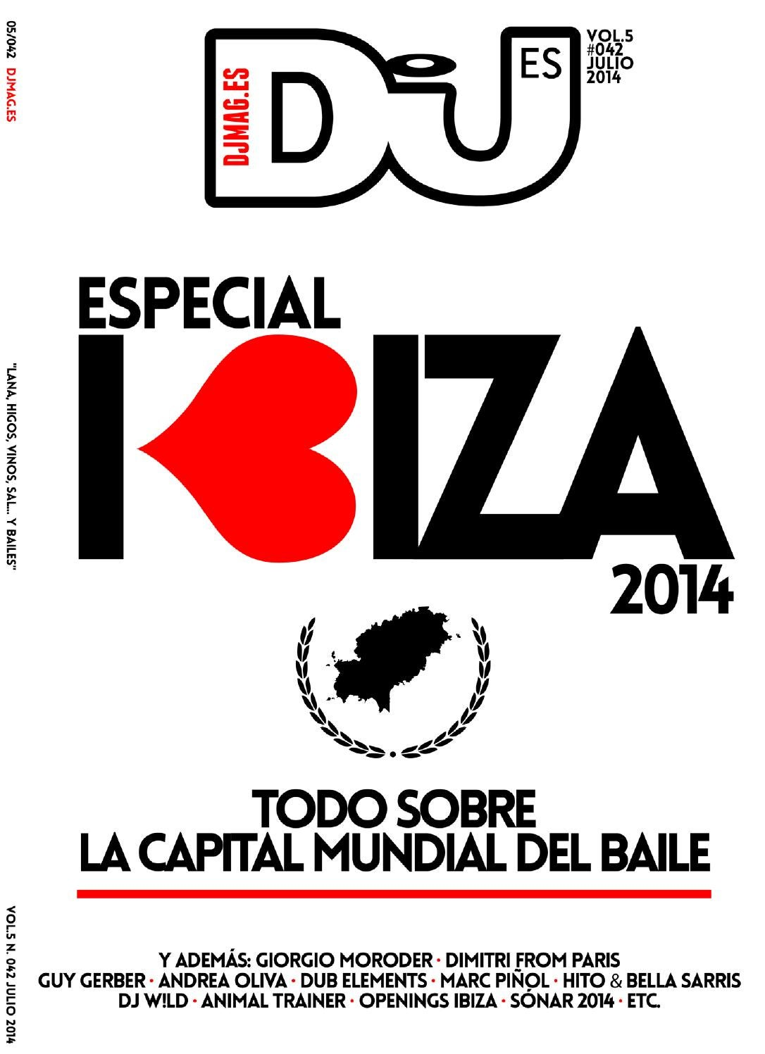 DJMAG ES 042 by DJ Mag España - issuu
