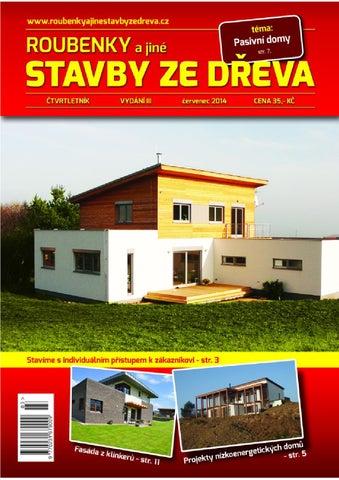 Roubenky A Jine Stavby Ze Dreva 2014 03