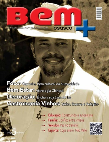 Bem+ Osasco - Edição 35 - Julho by Revista Bem Mais Osasco - issuu be059c6ce3