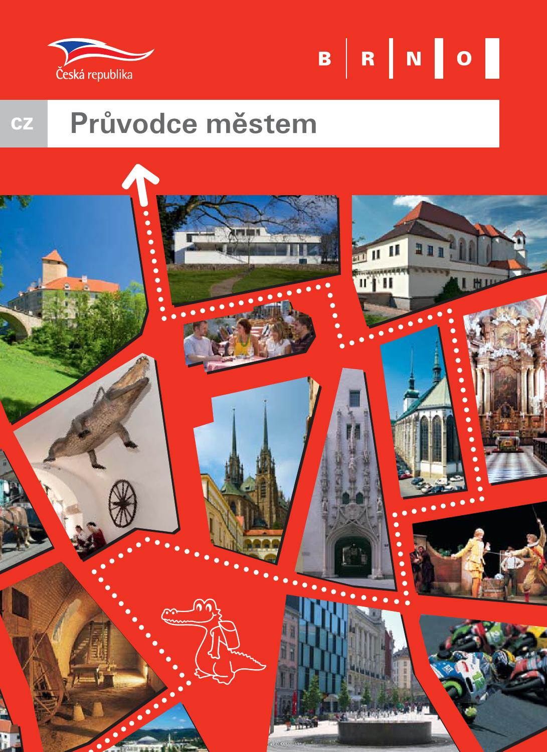 Průvodce městem – Brno by TIC BRNO 3252de25ba7