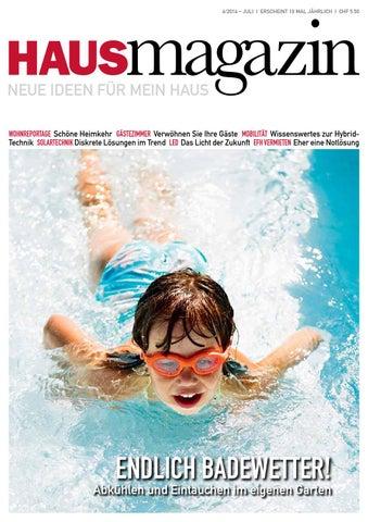Hausmagazin Juli 2014 By HAUS MAGAZIN   Issuu