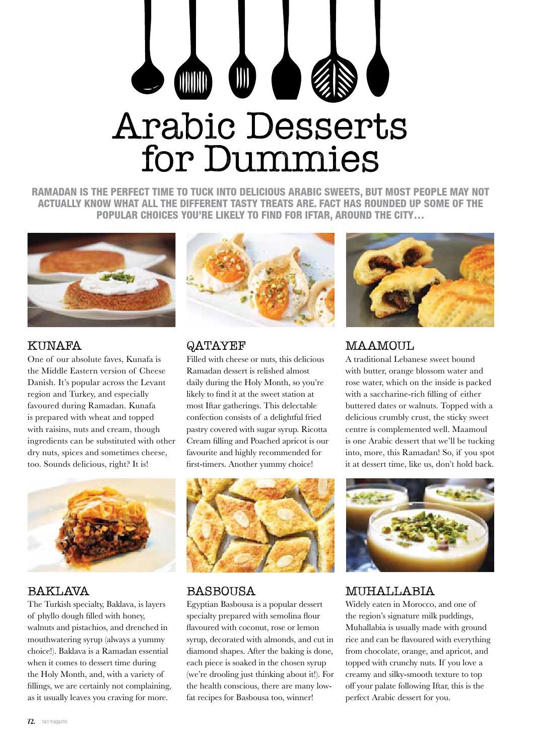 FACT Abu Dhabi July 2014 by Fact Magazine - issuu