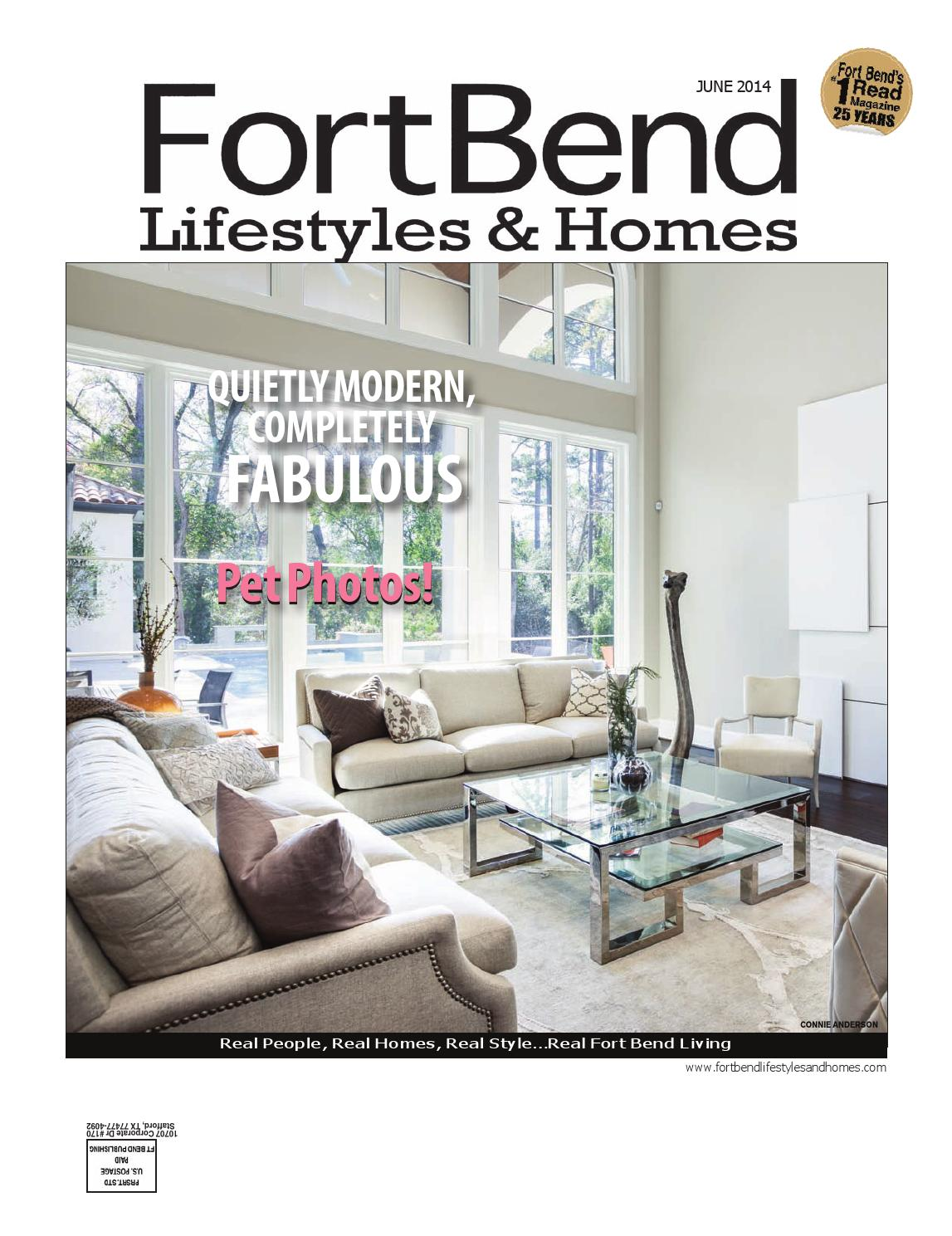Fine Fort Bend Lifestyles Homes June 2014 By Lifestyles Homes Dailytribune Chair Design For Home Dailytribuneorg
