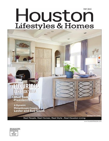61ea5d303a Houston Lifestyles   Homes May 2014 by Lifestyles   Homes Magazines ...