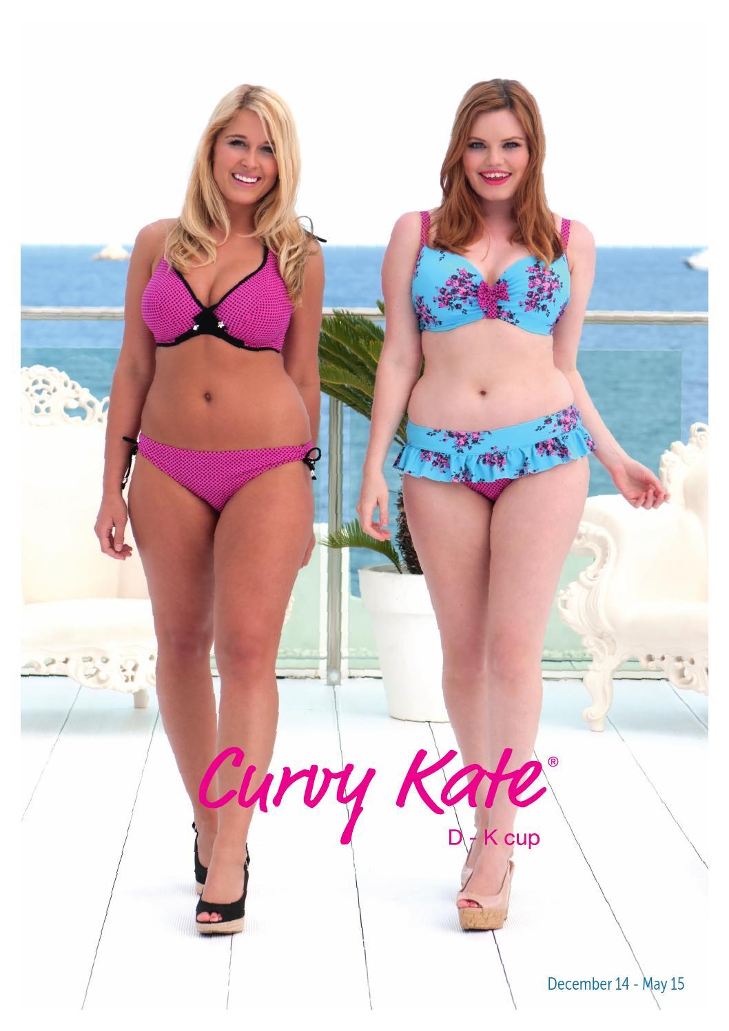 Curvy Kate Ocean Drive Bikini Short Brief Electric Blue Curvy Kate Swimwear UK 8