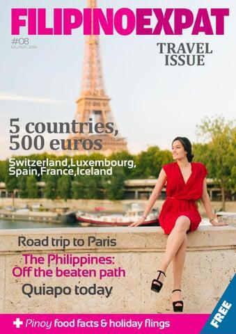Issue 8 Travel by The Filipino Expat Magazine - issuu