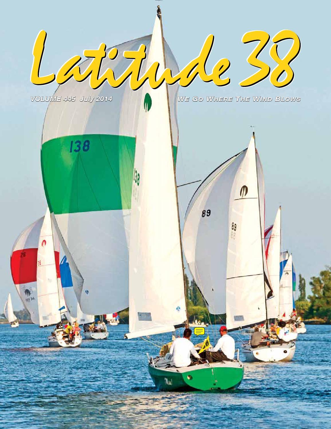Latitude 38 july 2014 by latitude 38 media llc issuu fandeluxe Images