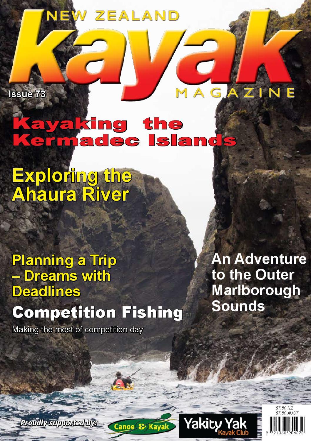 Issue 73 final web by Canoe & Kayak - issuu