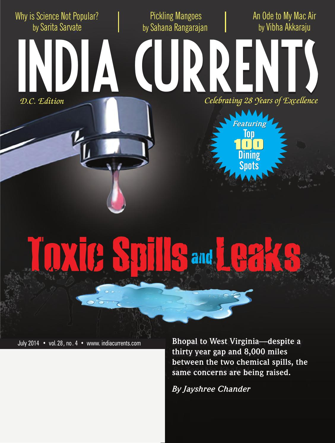 3003b0d2f4 India Currents July 2014 by India Currents - issuu