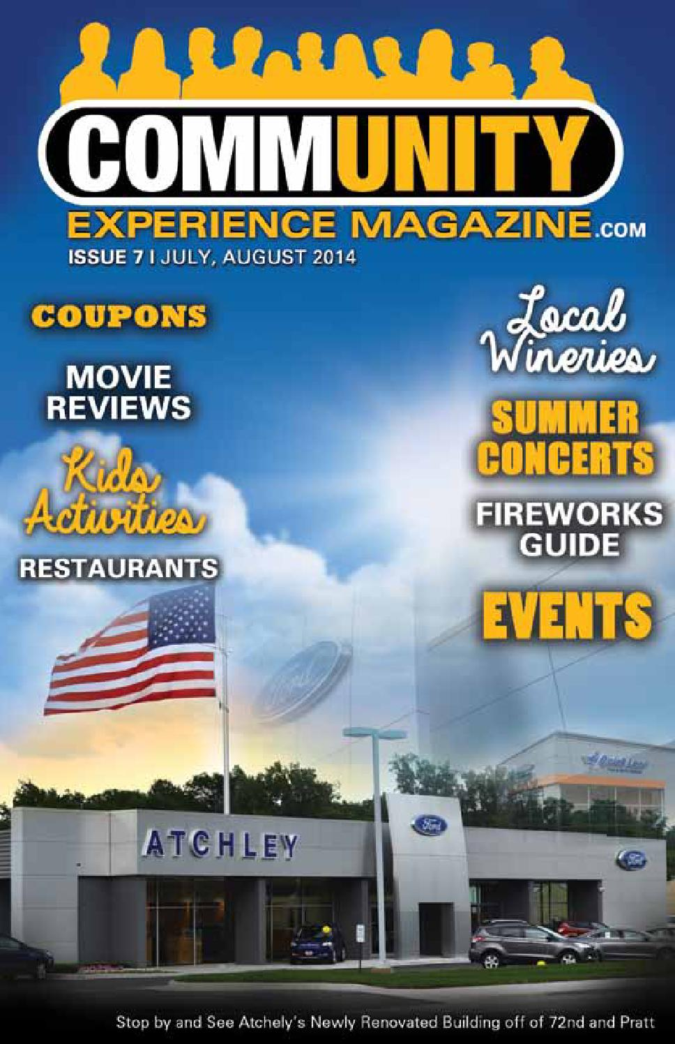 Community Experience Magazine July/August 2014 Issue 7 by Community