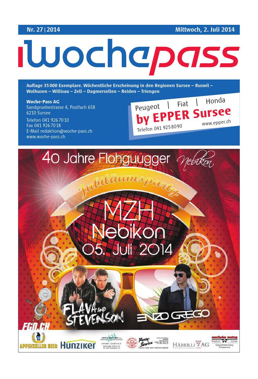 Surentaler 50/16 by ZT Medien AG - issuu