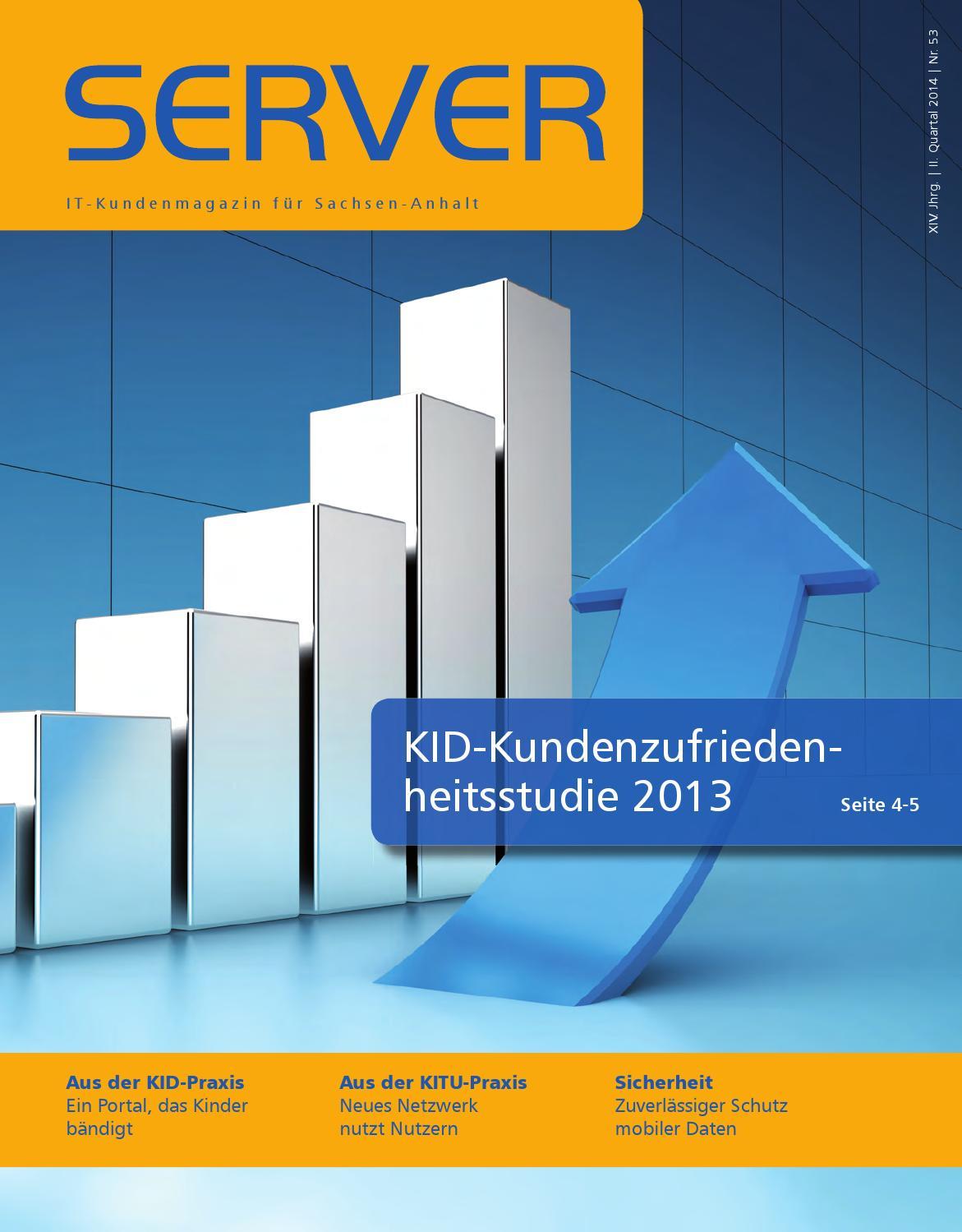 SERVER 53/2014 by KID Magdeburg - issuu