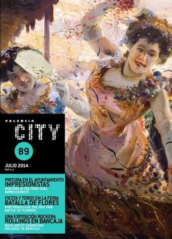 City 89 Julio 2014 By Valencia City Issuu
