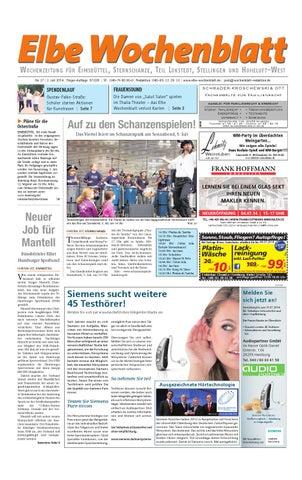 Eimsbüttel KW27-2014 by Elbe Wochenblatt Verlagsgesellschaft mbH ...
