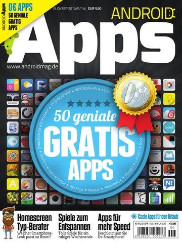 huge discount 8922d d0930 Android Apps Magazin 14 Vorschau by CDA Verlag - issuu