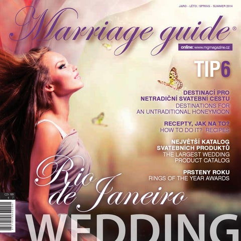 877155fc473 Marriage Guide - jaro léto 2014 by Kollman Partners s.r.o. - issuu