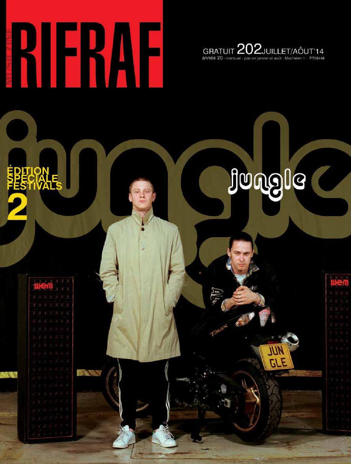 RifRaf juillet 2014 FR by RifRaf musiczine issuu