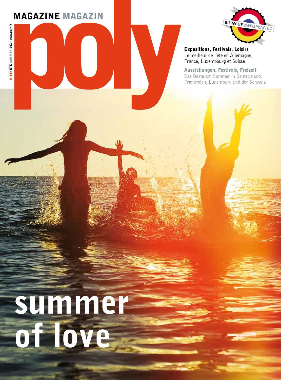POLY 169 – FR / DE – Été 2014 by Poly - issuu