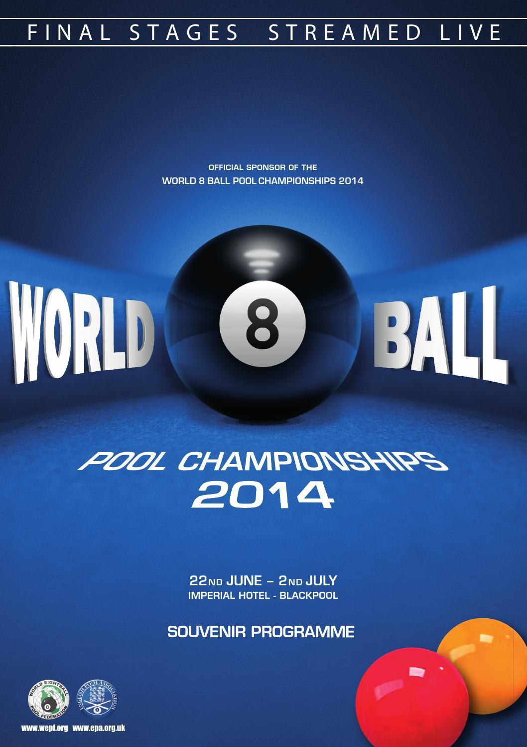2014 World Pool Masters