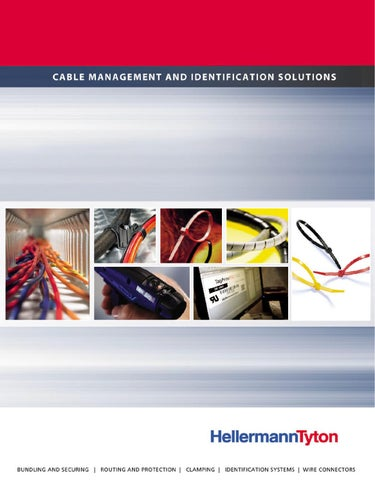 fc02b2563860 HellermannTyton HellermannTyton is a leading, global manufacturer of  systems and solutions which help worldclass customers better manage and  identify wire, ...