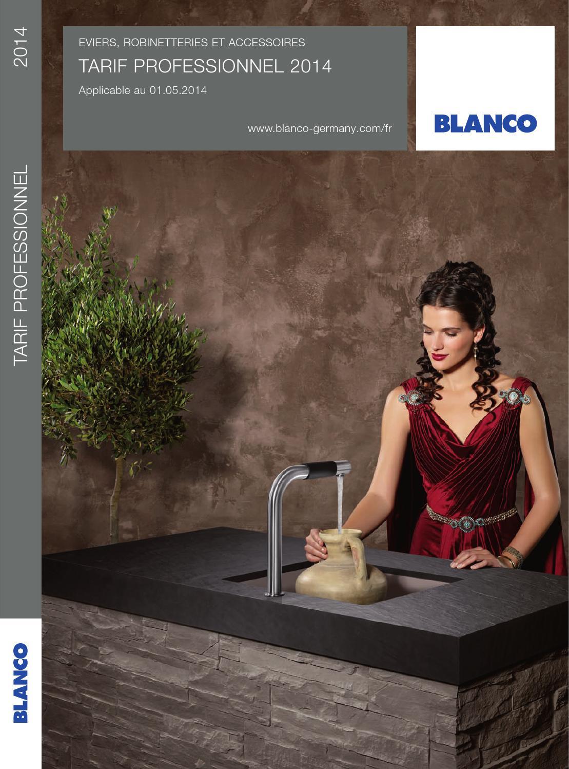 Blanco 512960 Robinet PYLOS  Anthracite Chrome