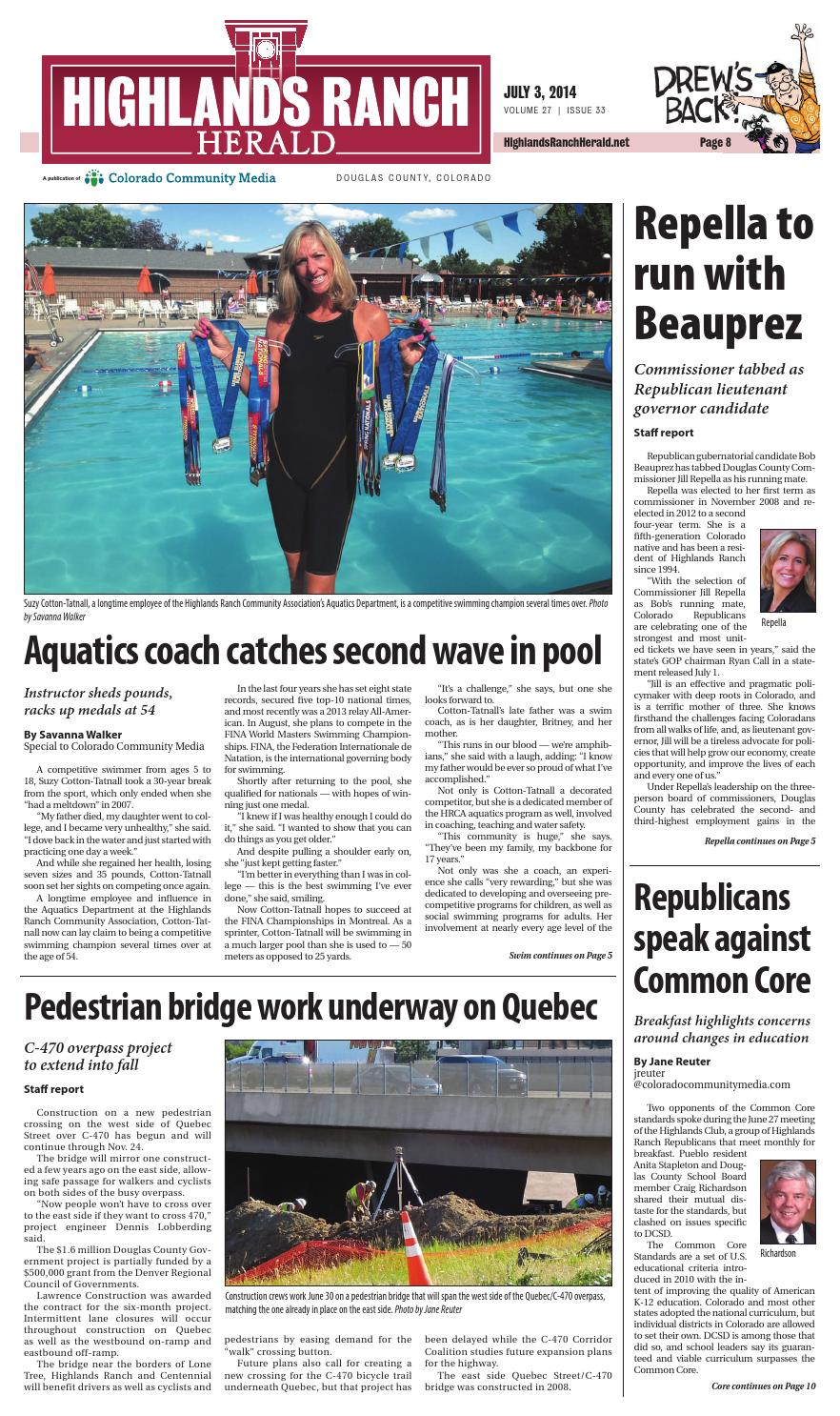 Highlands ranch herald 0703 by Colorado Community Media - issuu