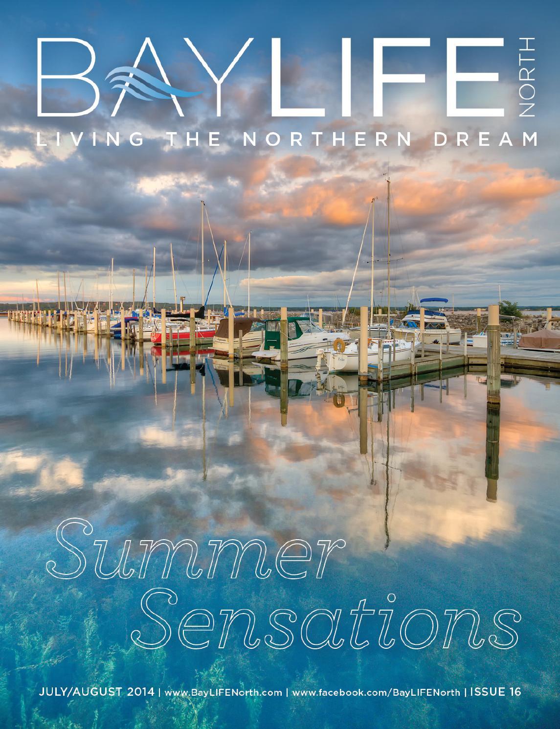 Bay LIFE North Magazine July/Aug 2014 \