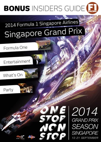 e5adccf2b7 Black Book Formula One Racing 2014 by Henley Media Group - issuu