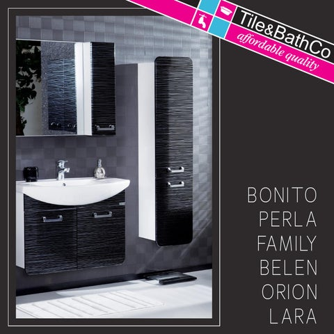 Bathroom Cabinets 55cm badella bathroom cabinetstile&bathco - issuu