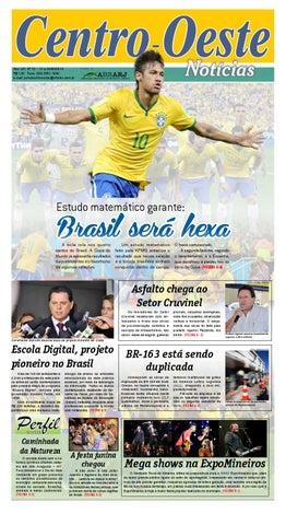 Edição 70 by Jornal Centro-Oeste - issuu 34e0c854f7fae