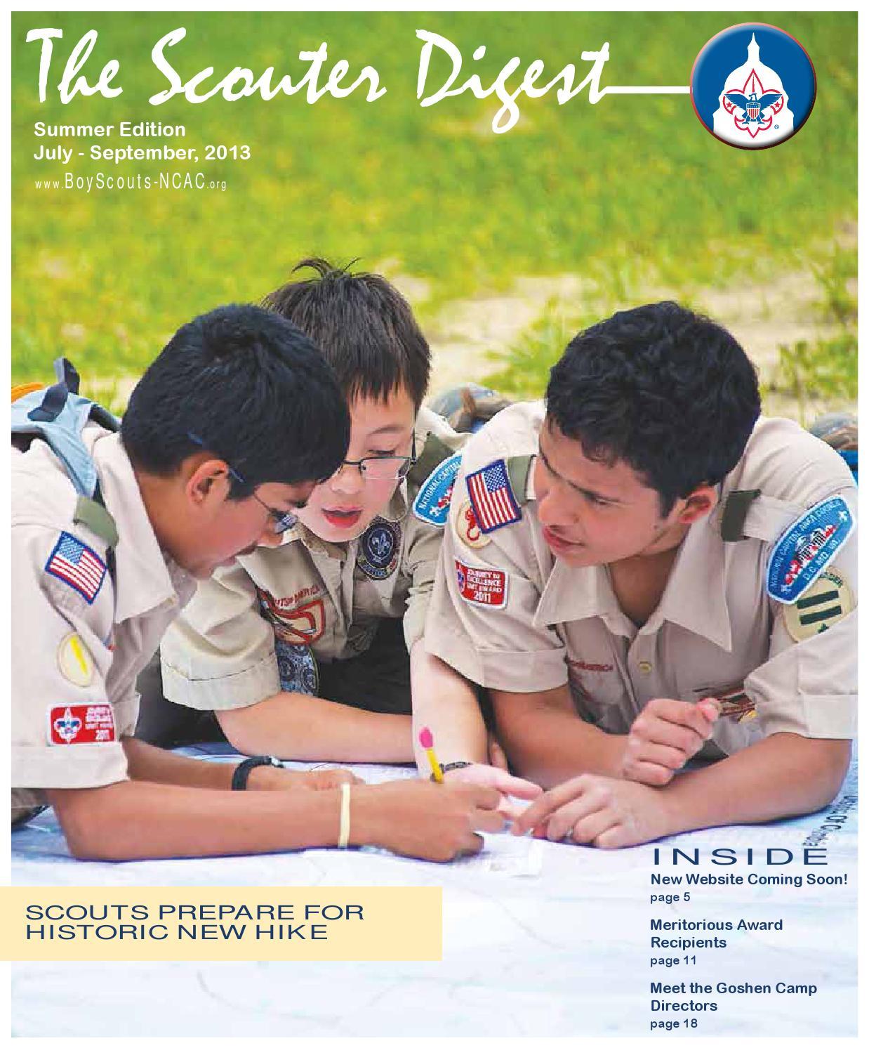 Boy Scouts of America 2013 National Jamboree Hats Style #1