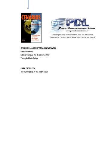 135dab14839 Cenários - As surpresas inevitáveis by B.I. International - issuu